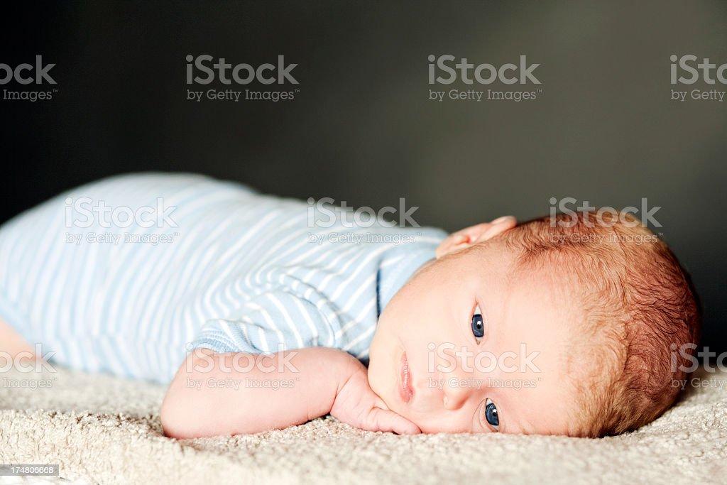Baby newborn stock photo