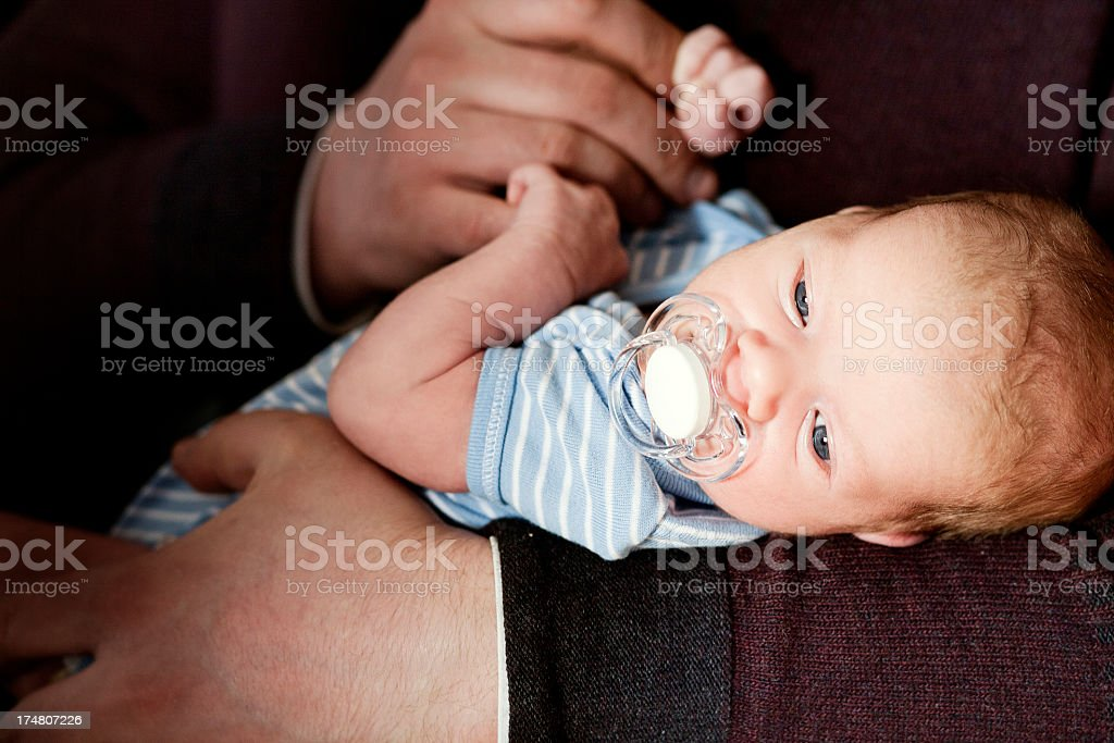 Baby newborn royalty-free stock photo