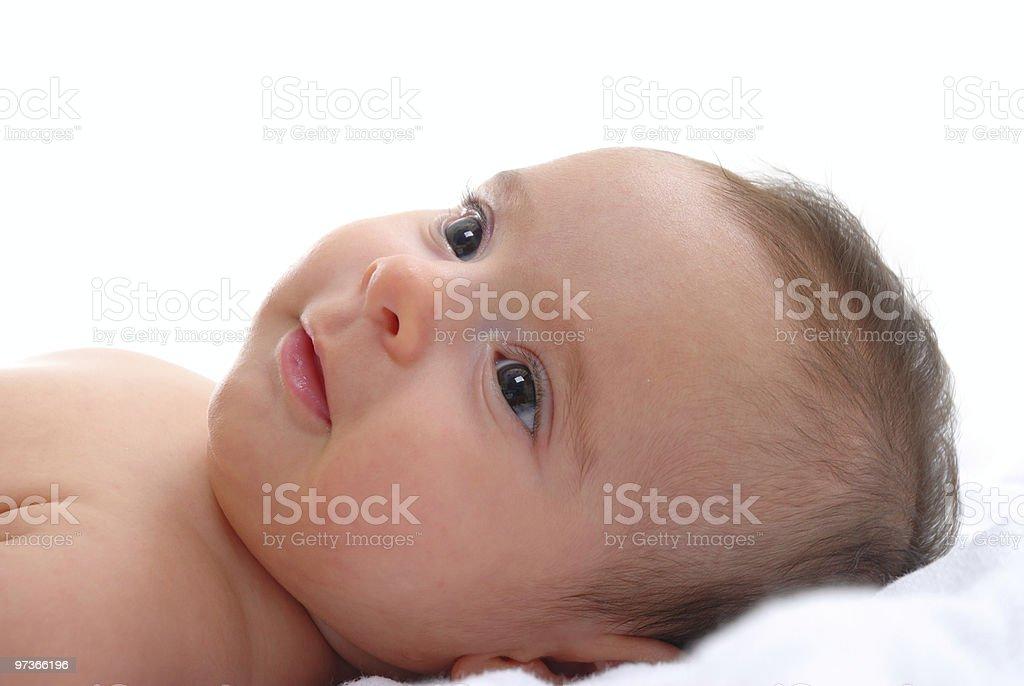 Baby stock photo