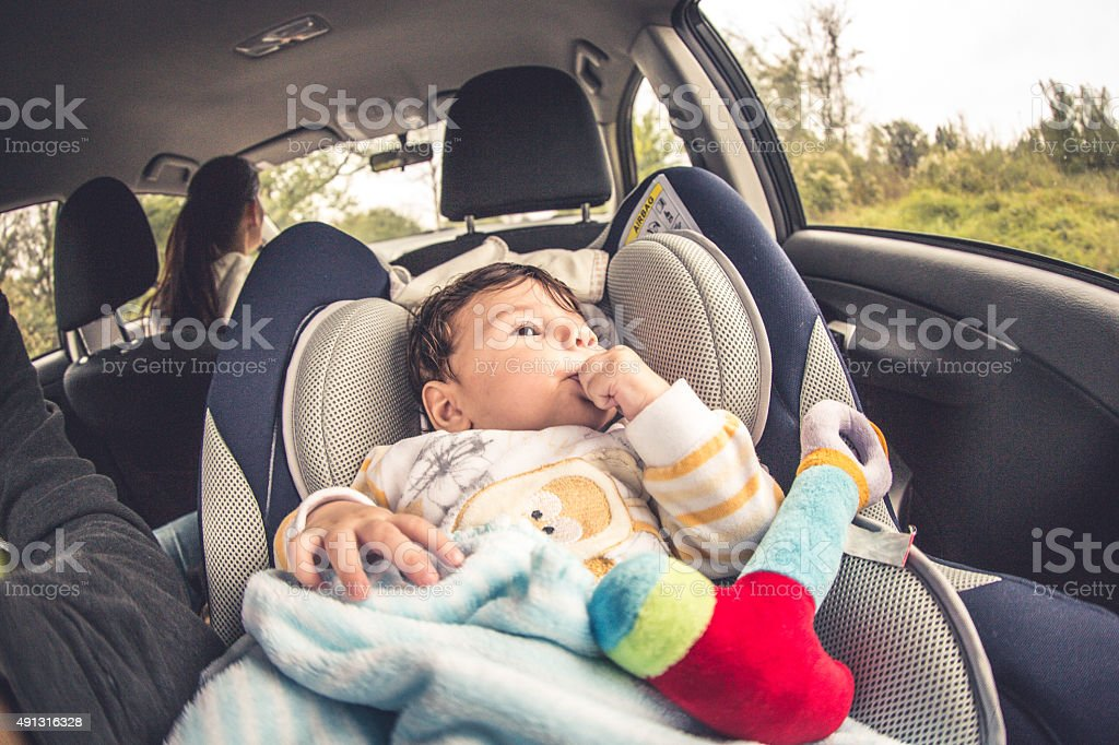 Baby Safety stock photo
