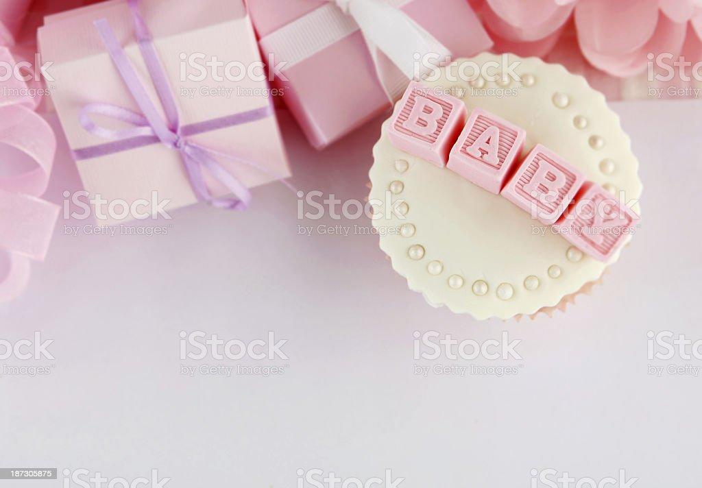 baby shower stock photo