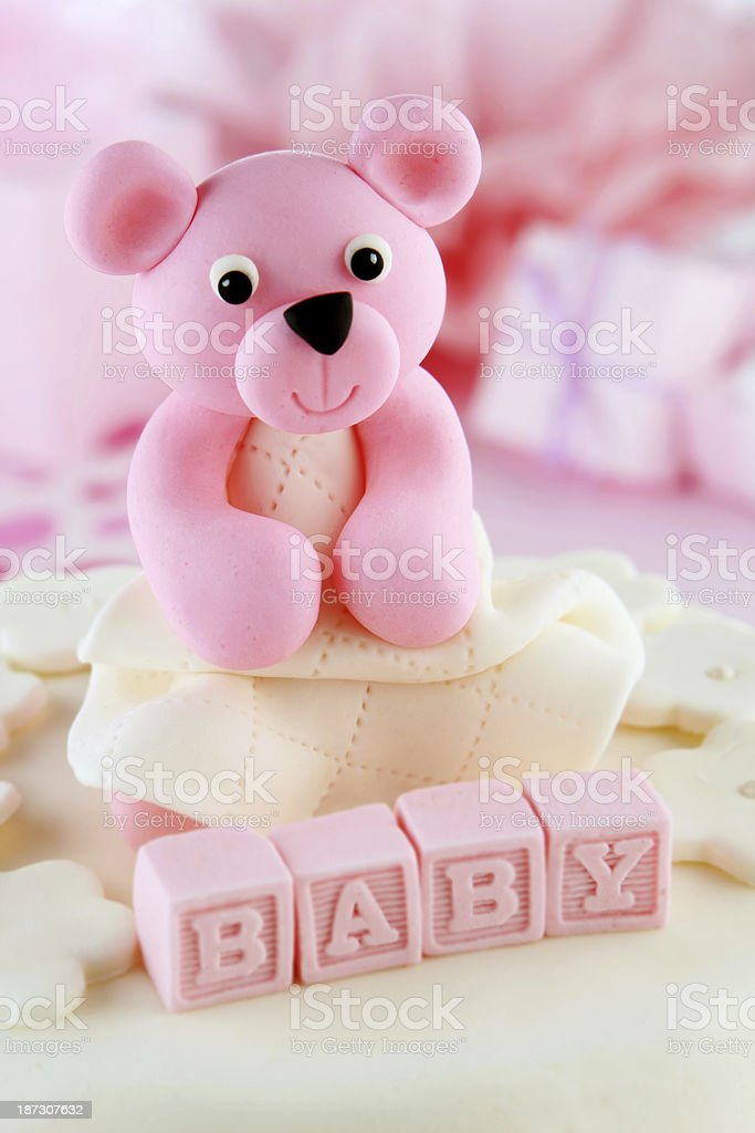 baby shower royalty-free stock photo