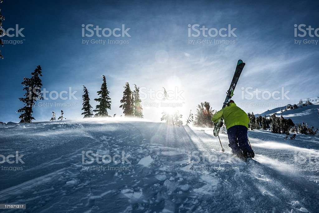 back country stock photo