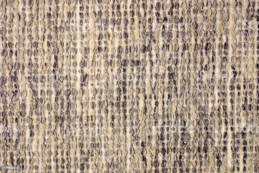 Back of a carpet royalty-free stock photo