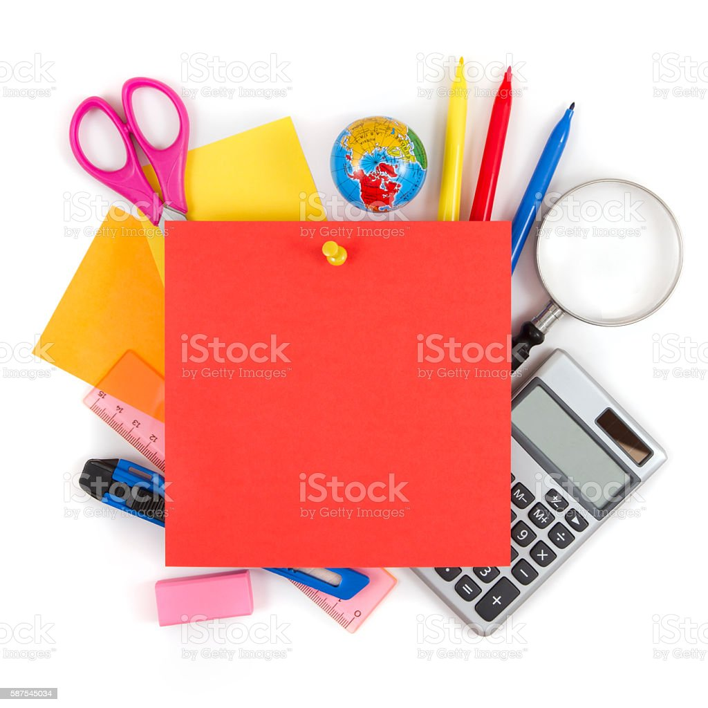 Back to School Backgrounds stock photo