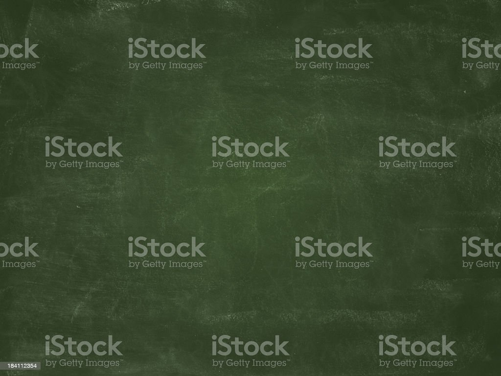 Back to School Chalkboard royalty-free stock photo