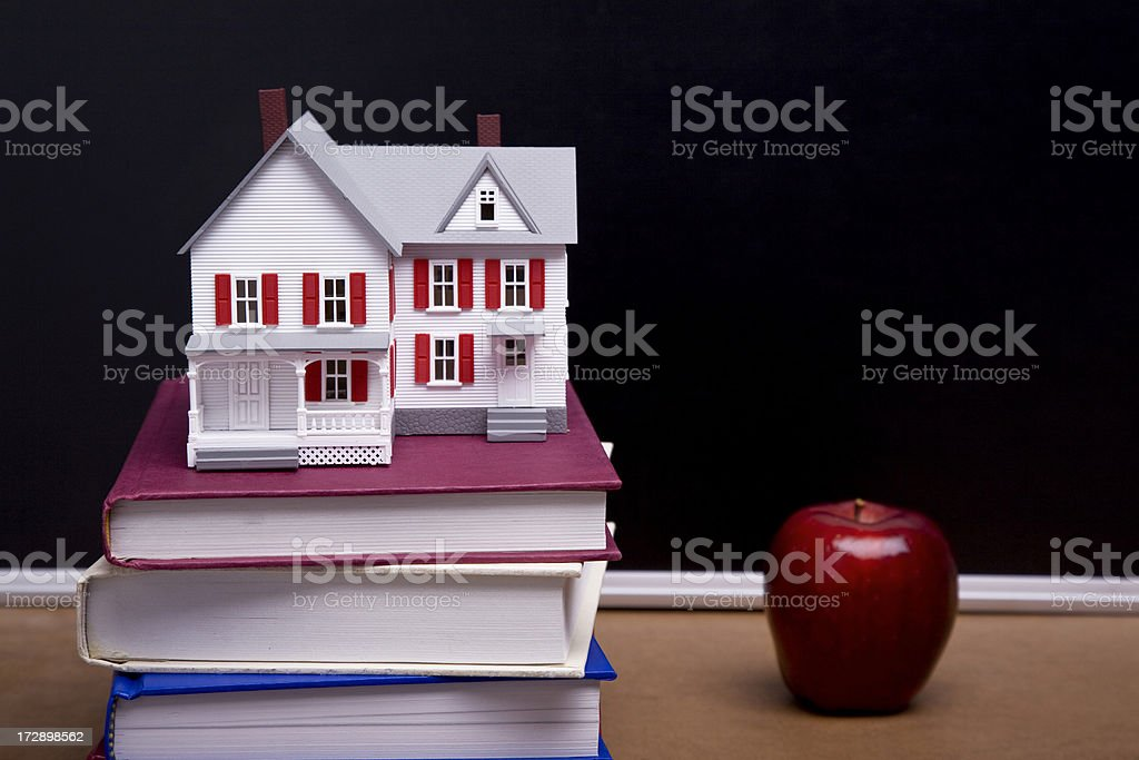 Back to School (XL) royalty-free stock photo