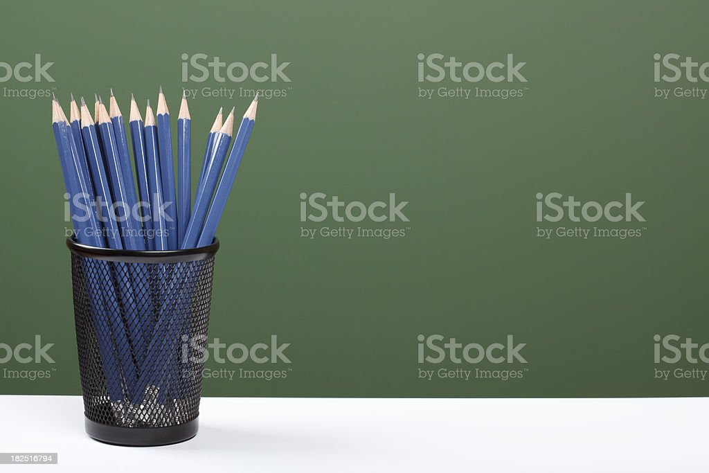 Back to School (with copyspace) stock photo