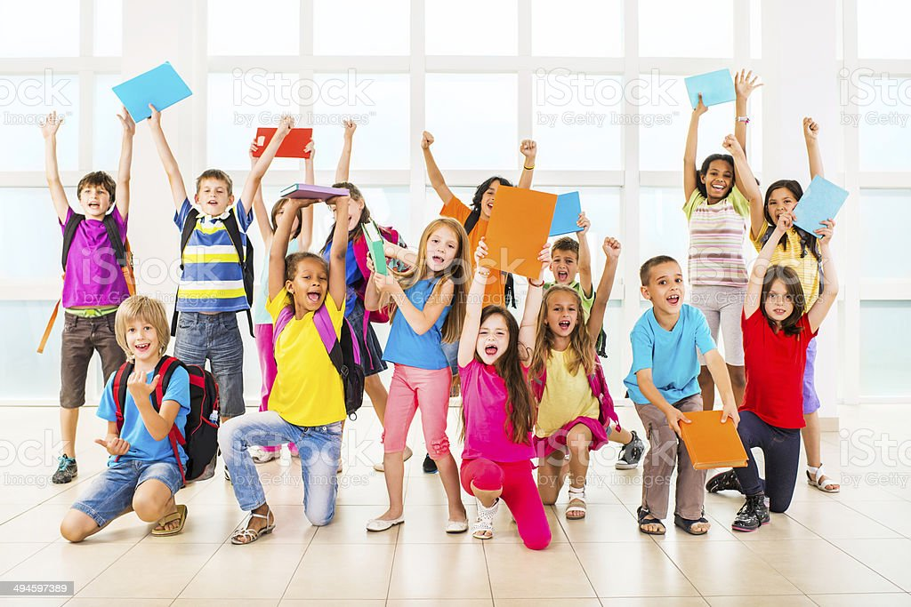 Back to school! stock photo