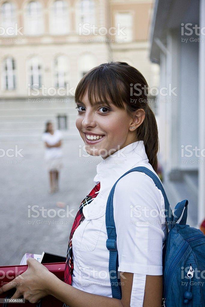 Back to school  XXL royalty-free stock photo