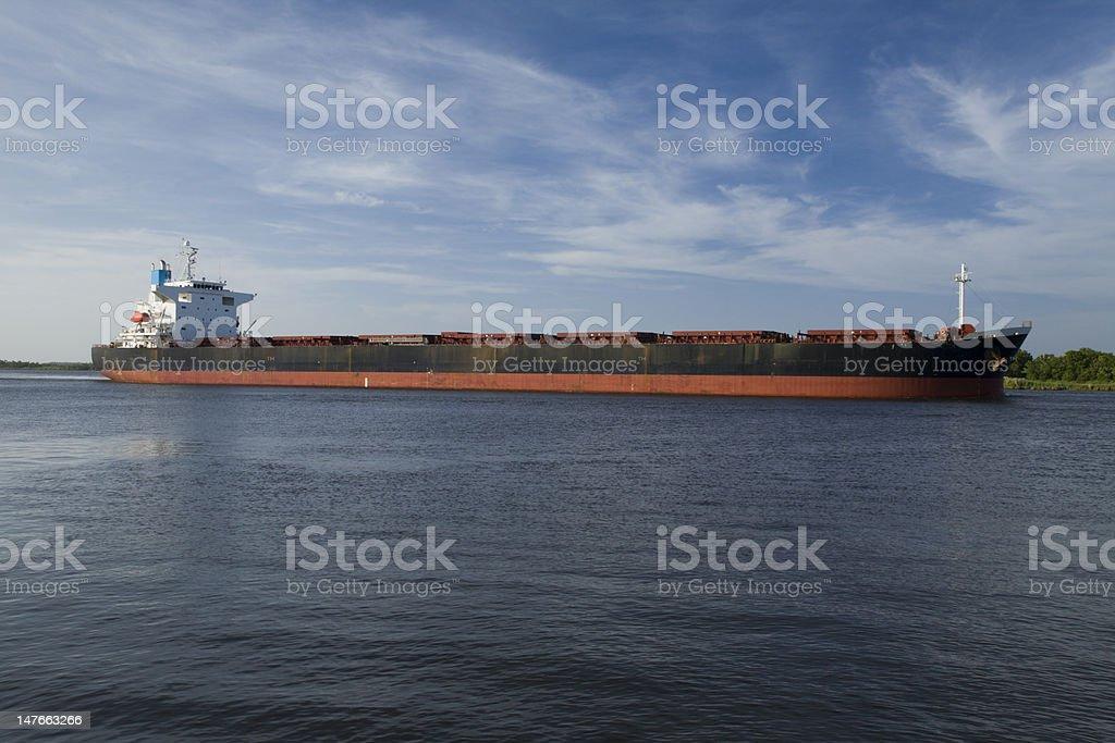 Back to Sea royalty-free stock photo