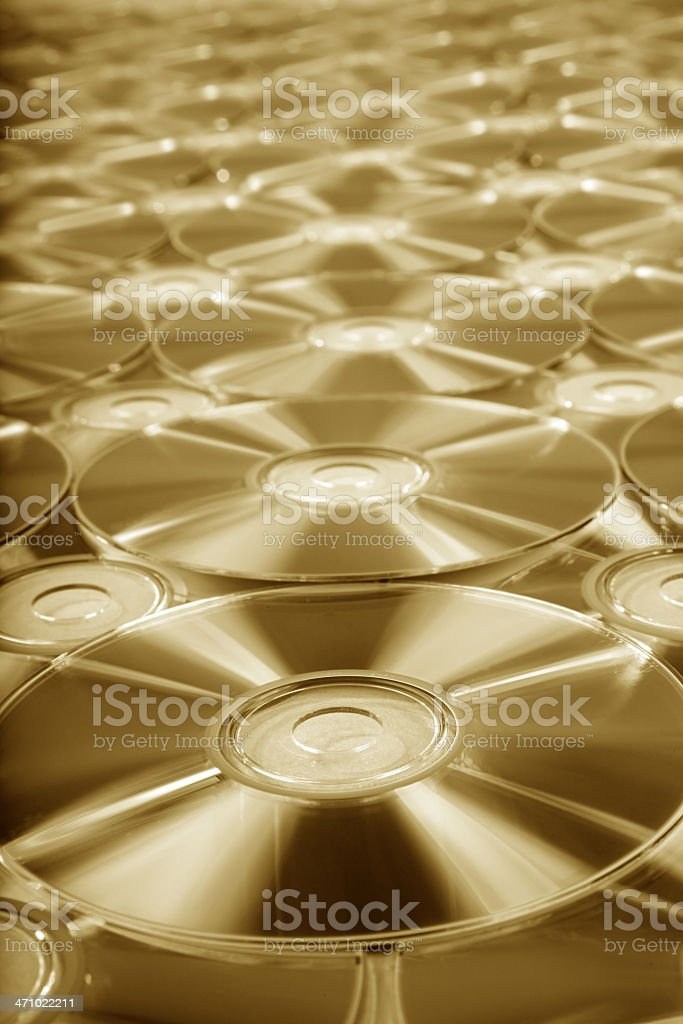 CD - DVD Background 3 royalty-free stock photo