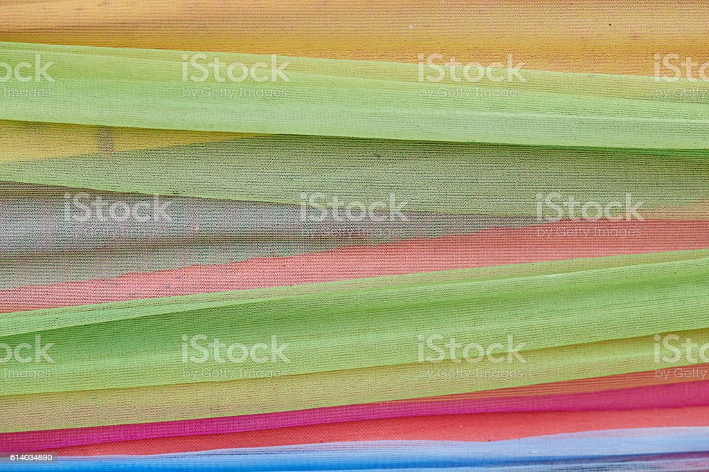 Background and Pattern of three colours fabric. Visual Art Concepts stock photo