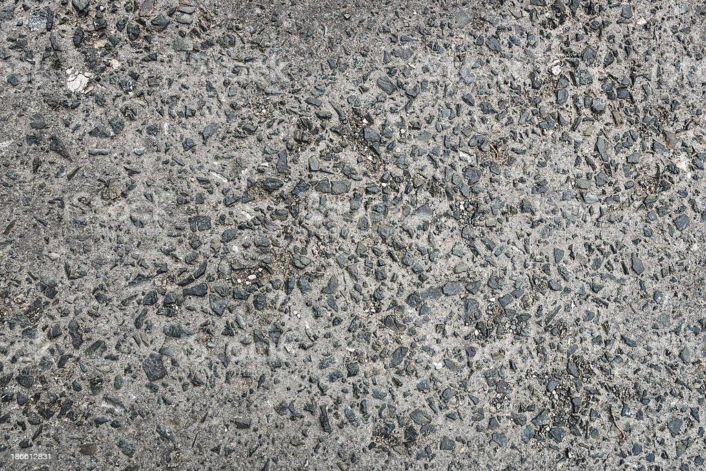 Background: Asphalt road pattern royalty-free stock photo