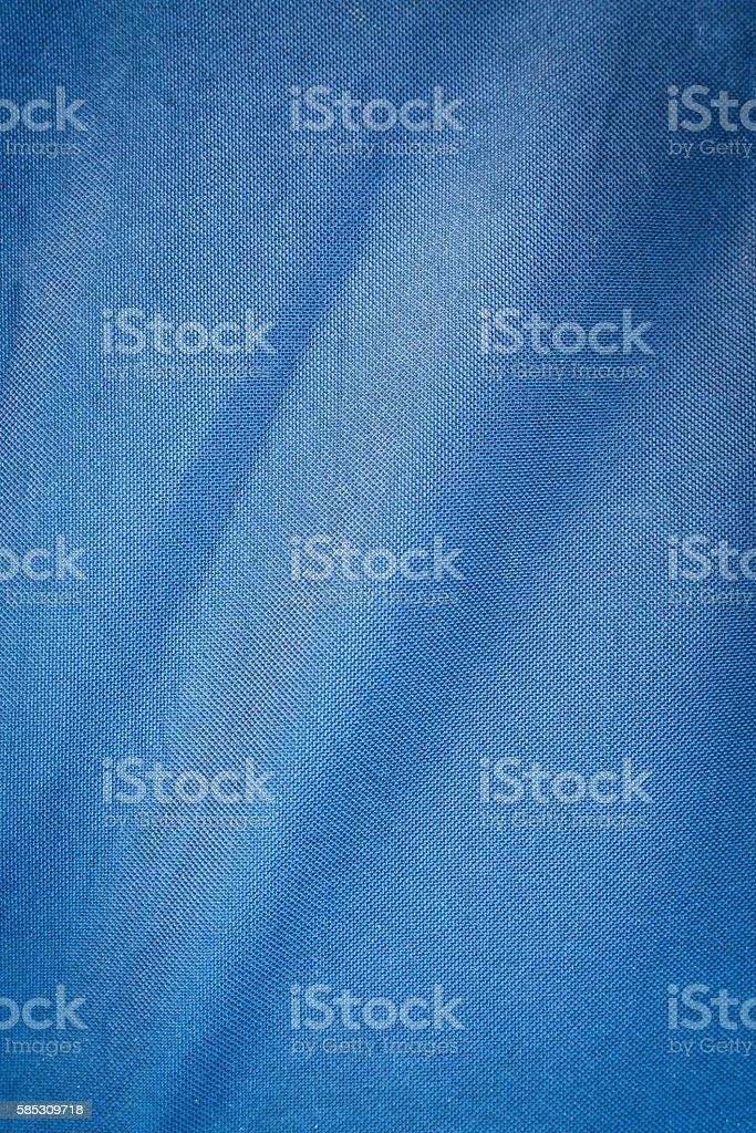 background blue cloth stock photo