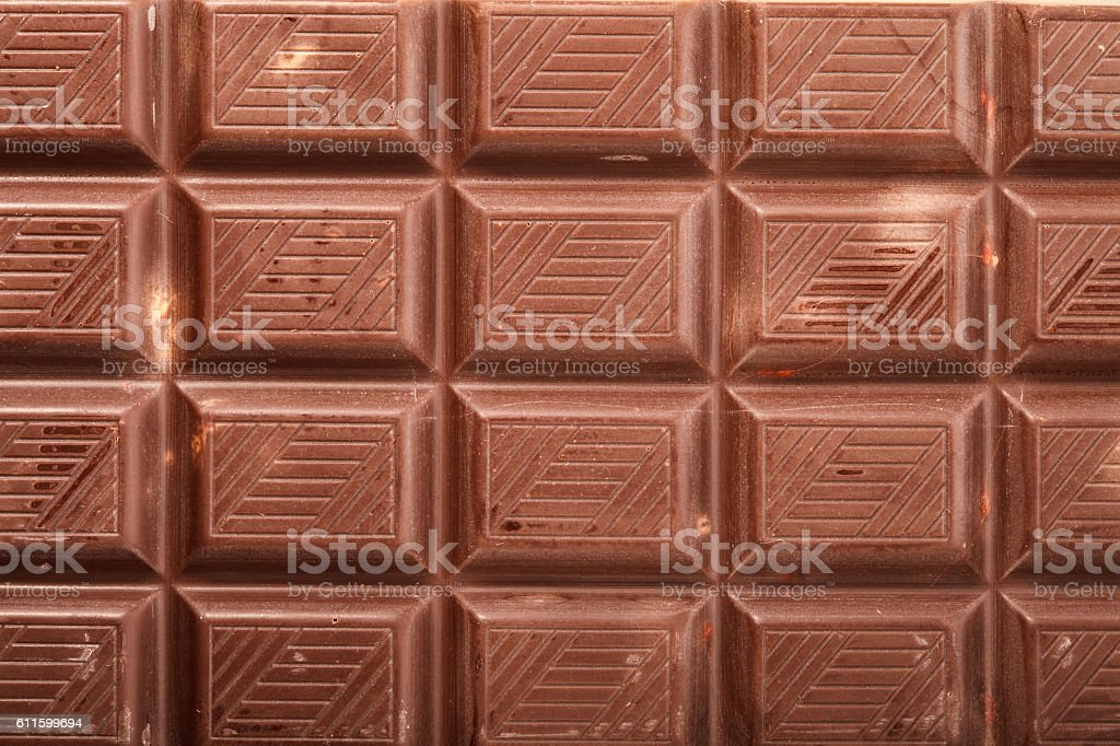 Background Chocolate Bar stock photo