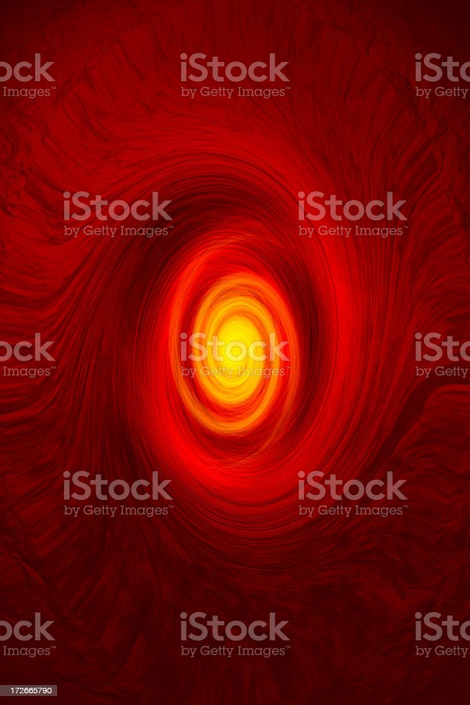 Background - Firestorm Blow Up stock photo