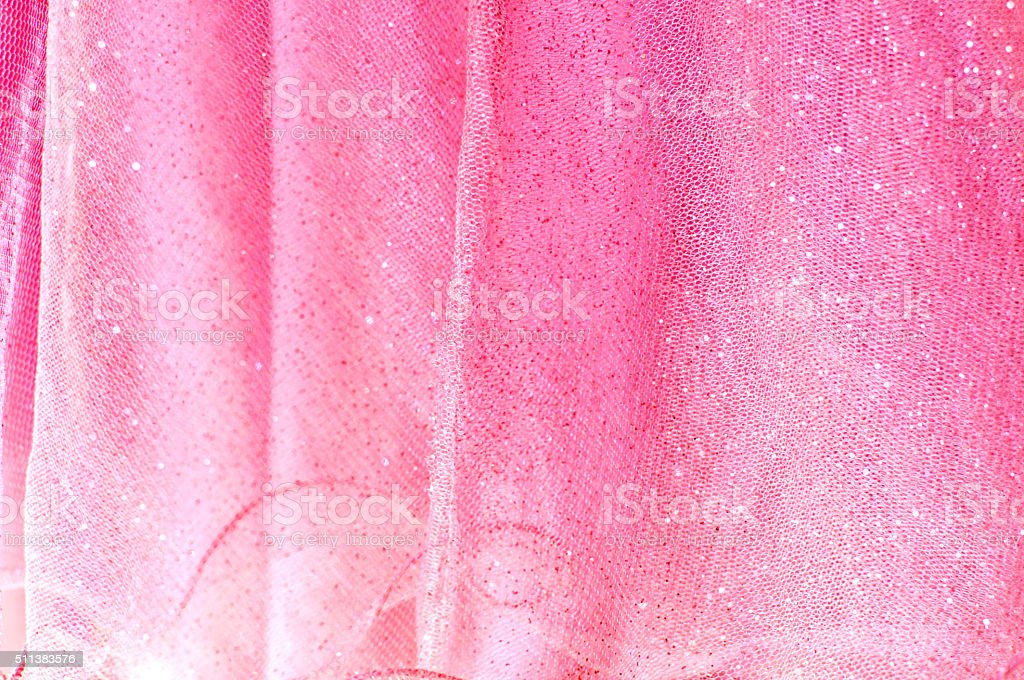 Background frof pink delicate fabric stock photo