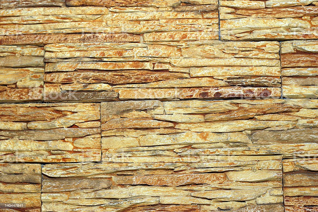 Background from an artificial stone royalty-free stock photo