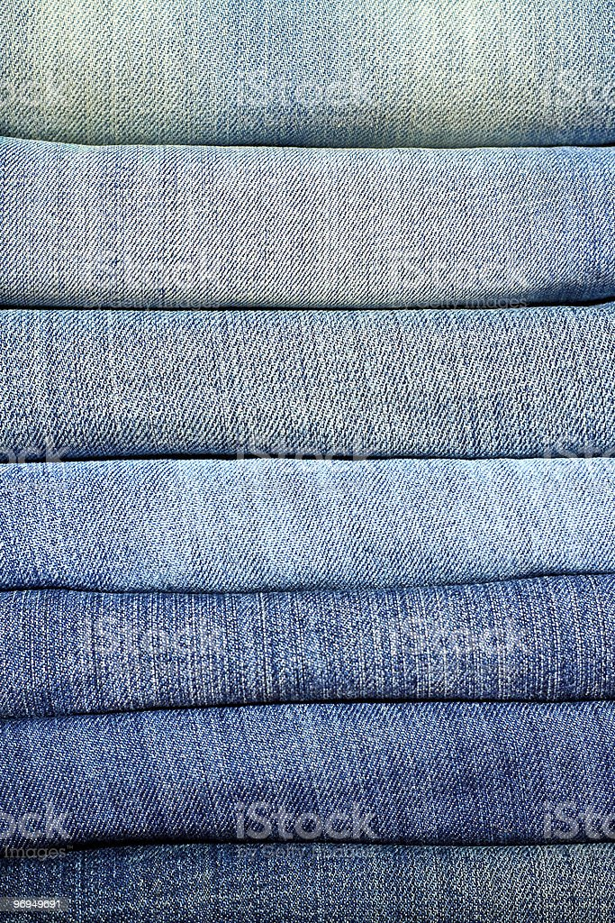 background from blue jeans royalty-free stock photo