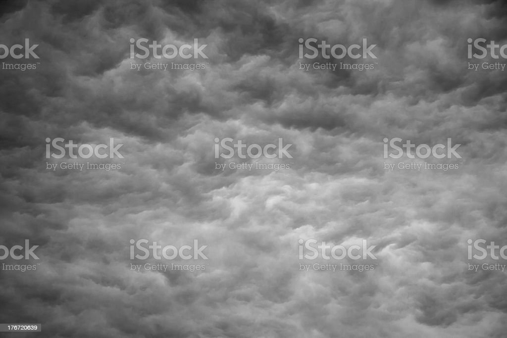 background from clouds royalty-free stock photo