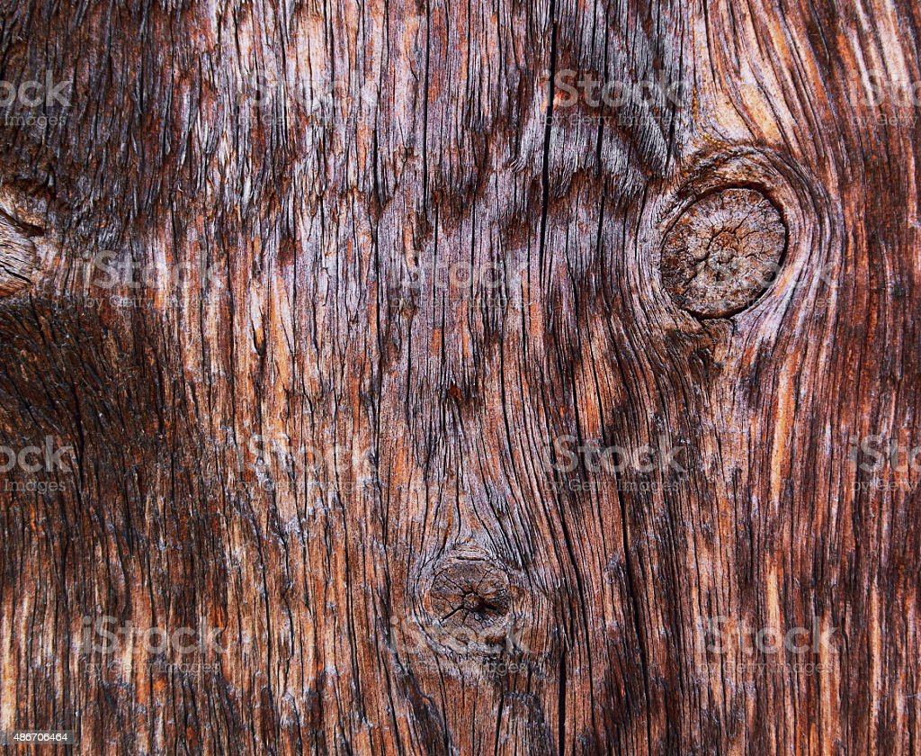 Background from old pine board royalty-free stock photo