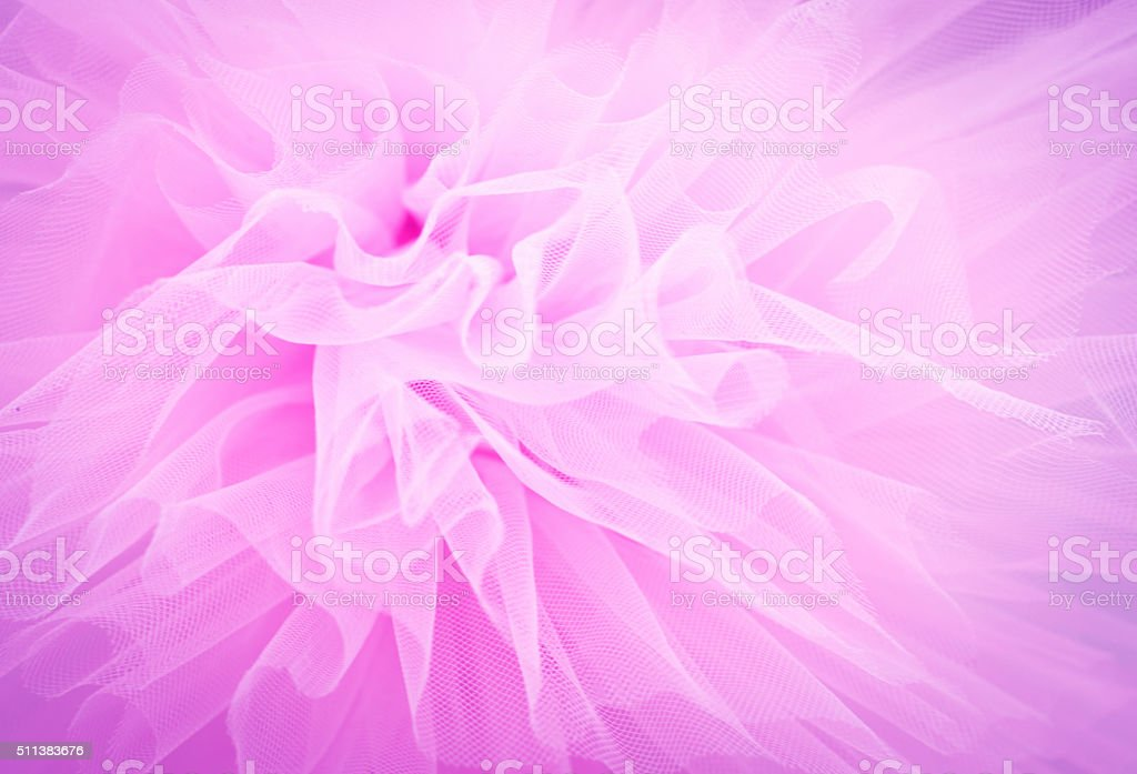 Background from pink purple tutu stock photo