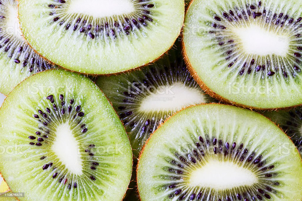 Background from the kiwi stock photo