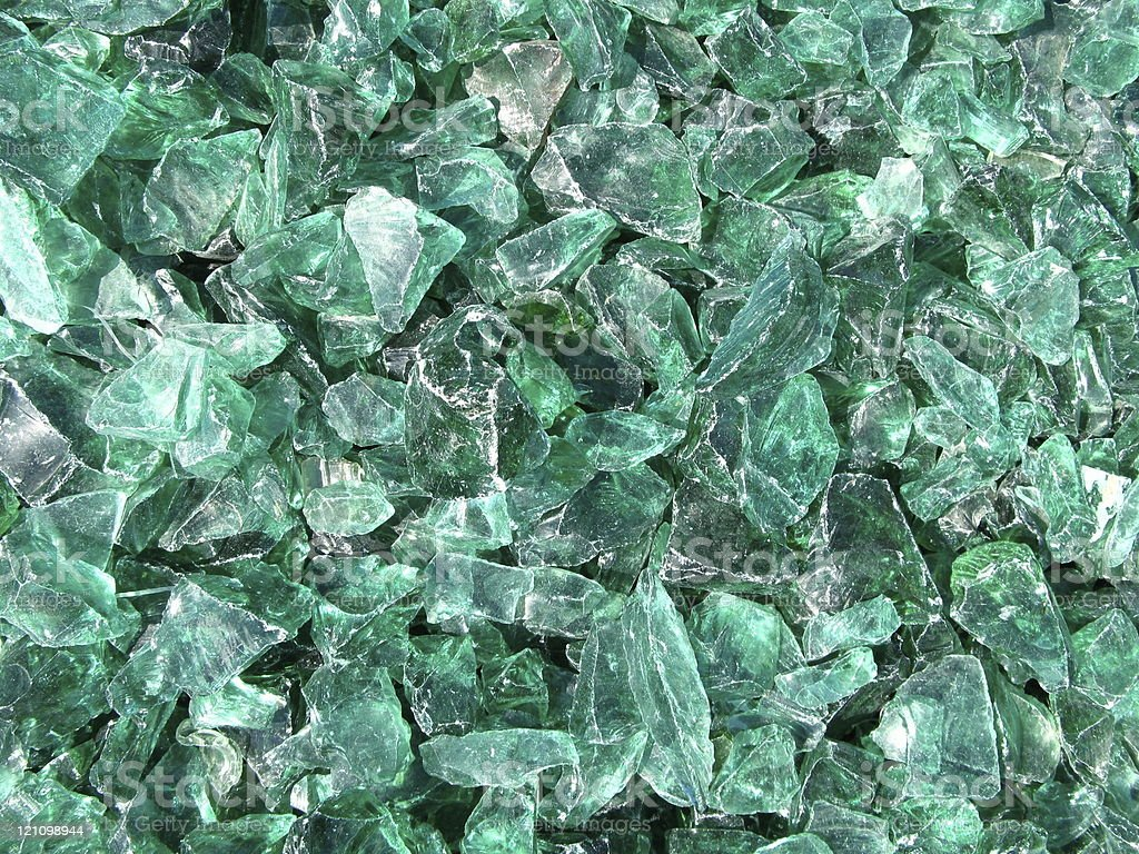 Background glass stones royalty-free stock photo