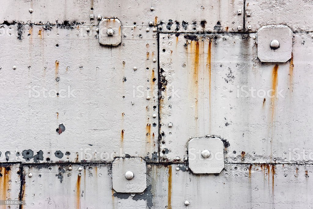 Background grunge rusty metal disks royalty-free stock photo