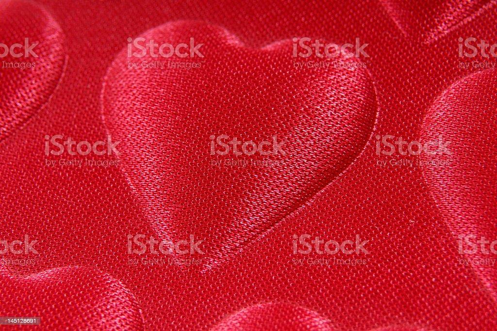 Background Hearts stock photo