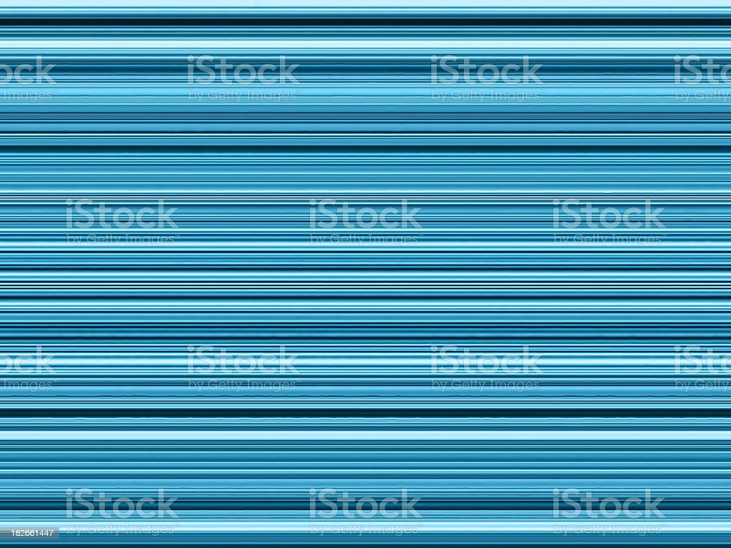 Background - Horitontal blue lines royalty-free stock photo