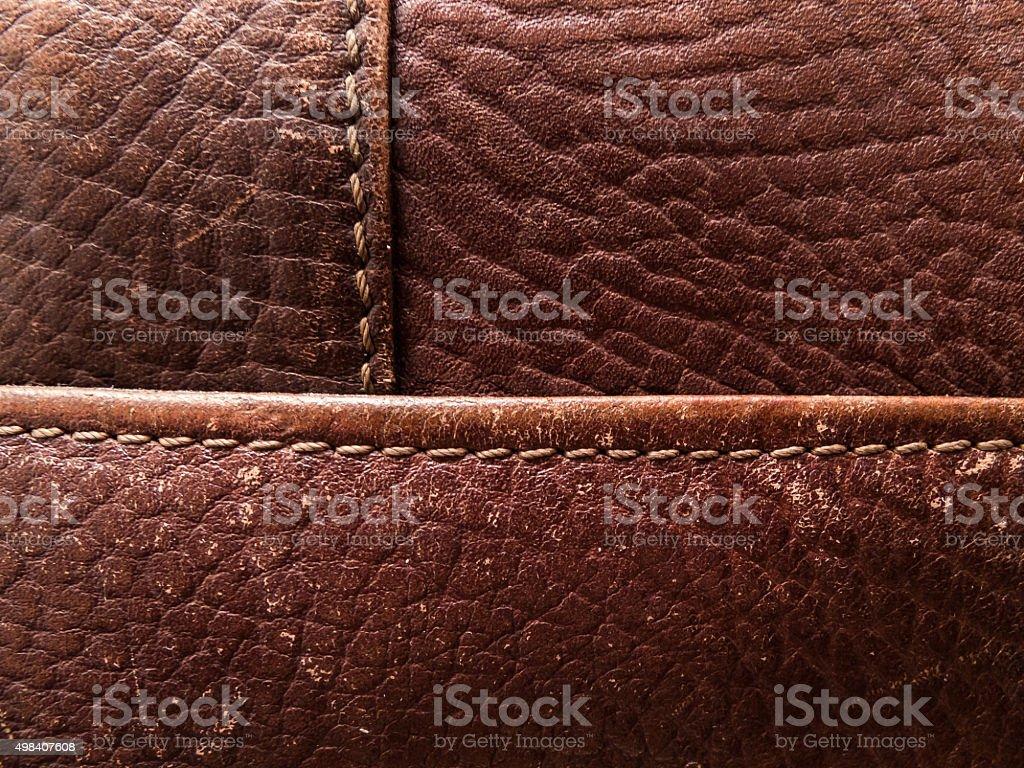 Background Image of genuine leather stock photo