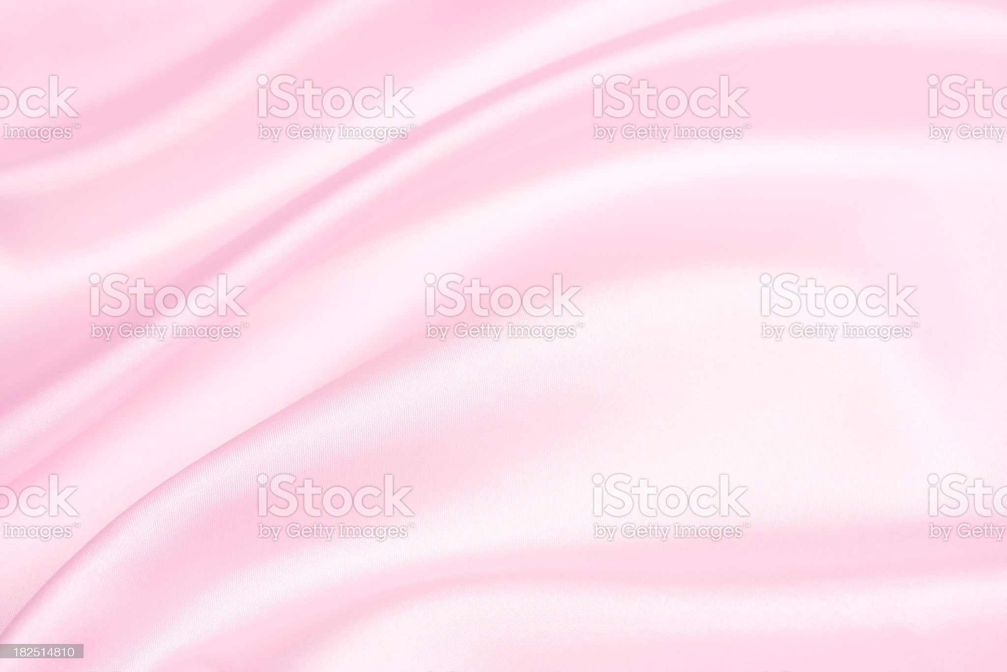 Background image of pink satin royalty-free stock photo