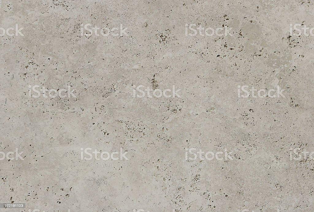 Background: Italian Travertine Marble stock photo