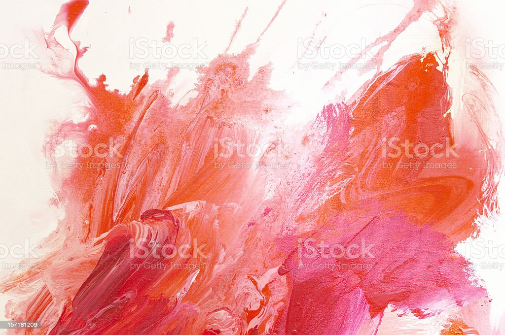 Background linen red stock photo