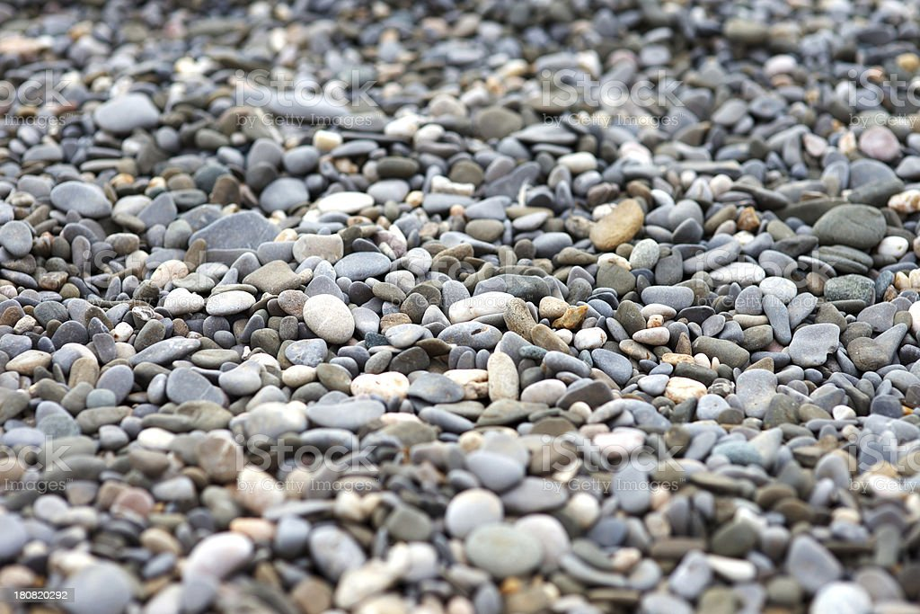 background made closeup pile of pebbles royalty-free stock photo