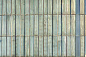 Background metal wall