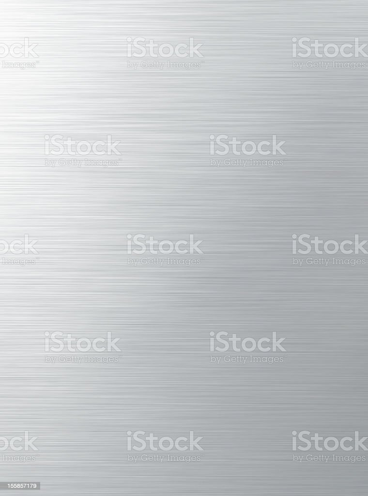 Background of a gray metal texture stock photo
