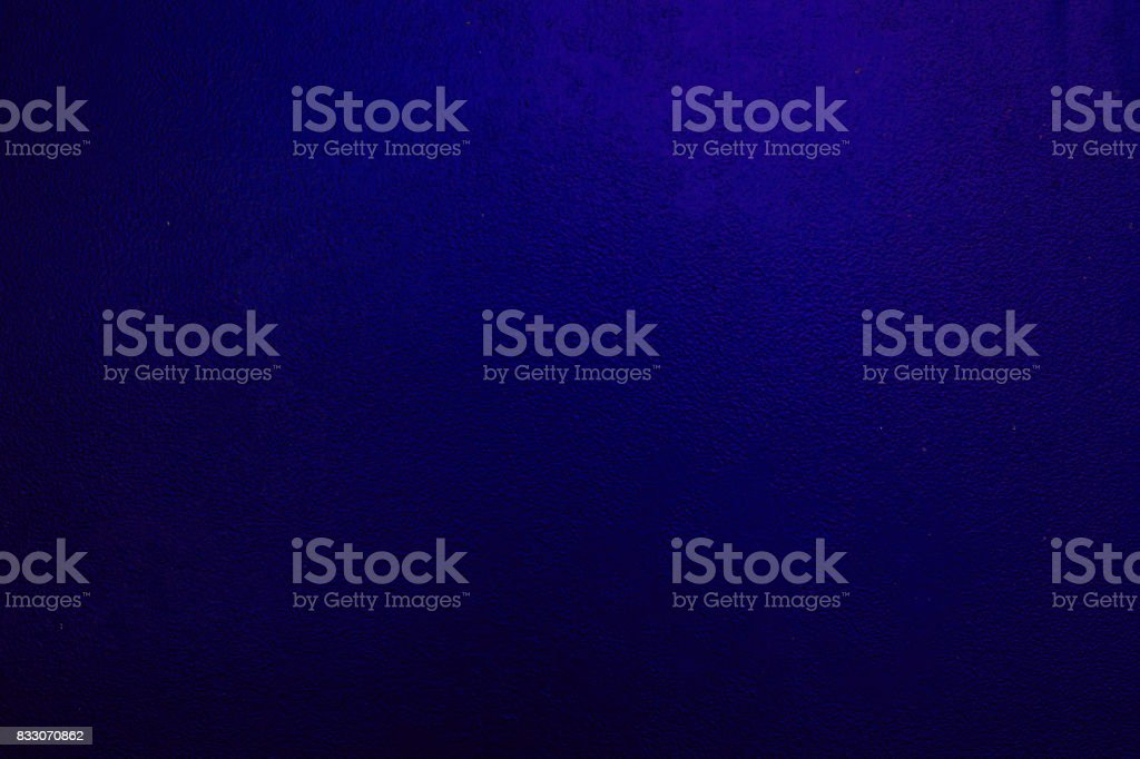 Background of a painted dark blue iron metal sheet iron texture stock photo