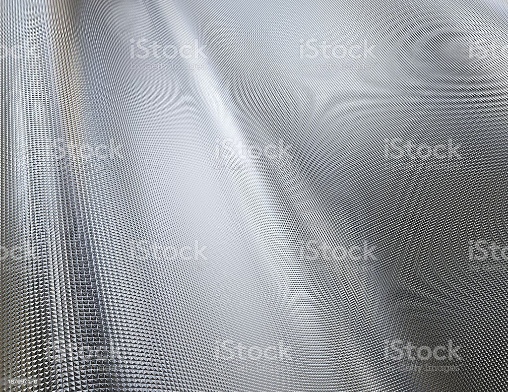 Background of a textured metal sheet stock photo