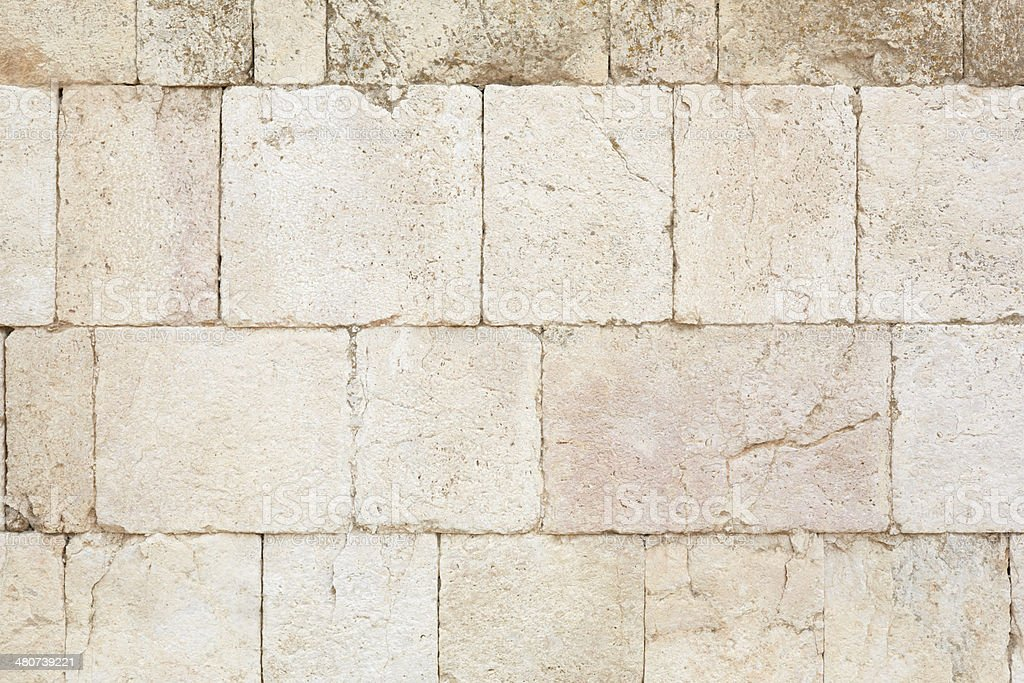 Background of ancient wall stock photo