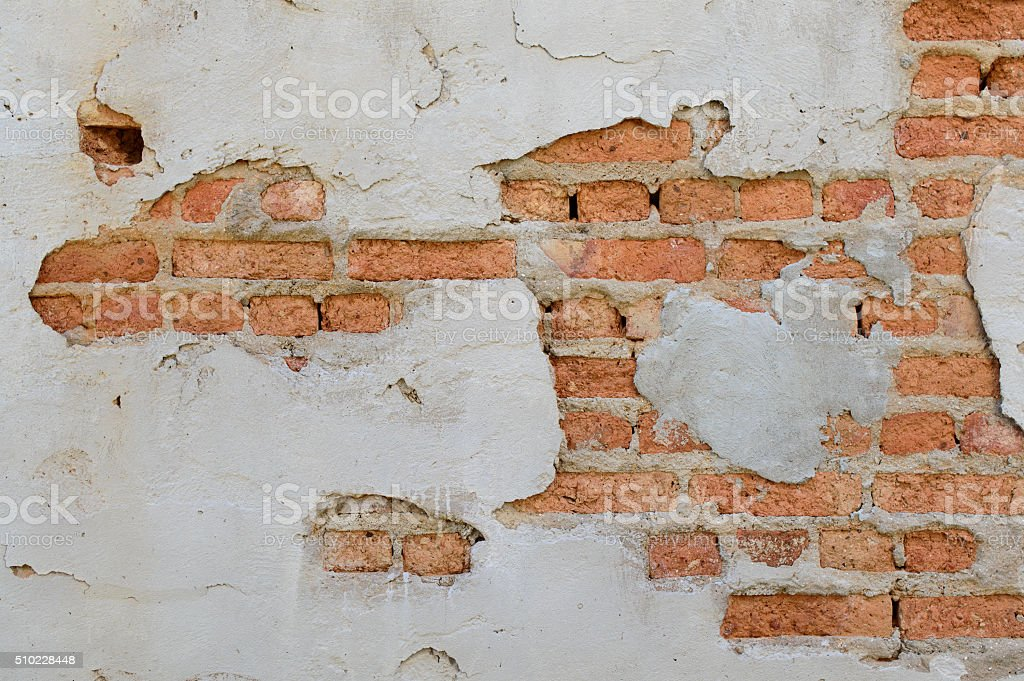 Background of brick wall stock photo