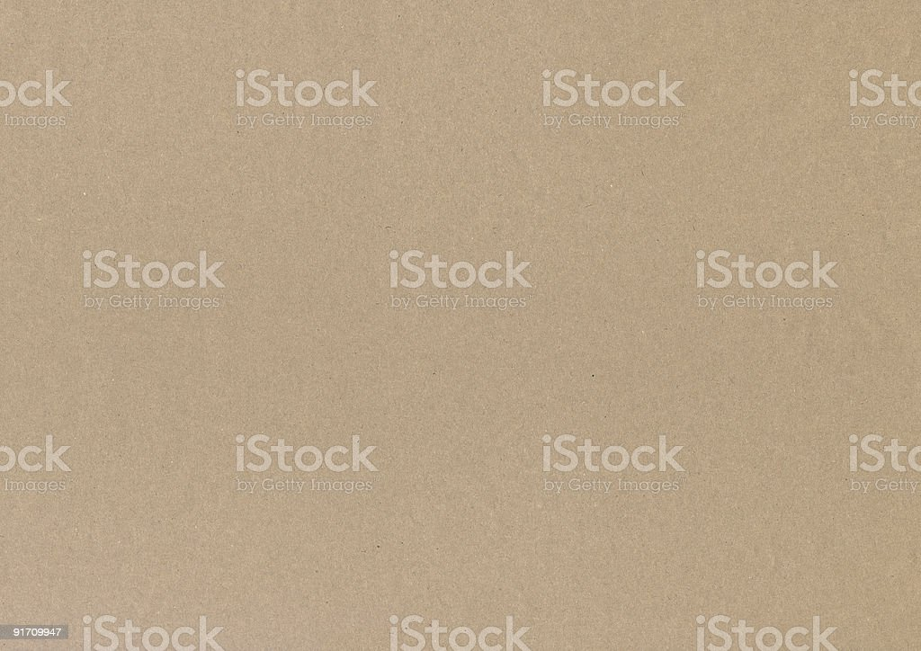 Background of brown paper stock photo