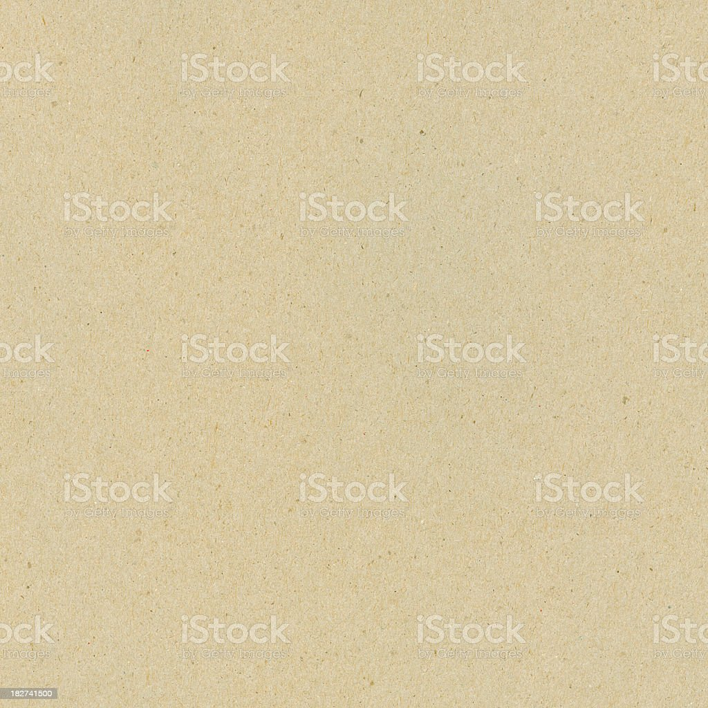 Background of brown recycled paper stock photo