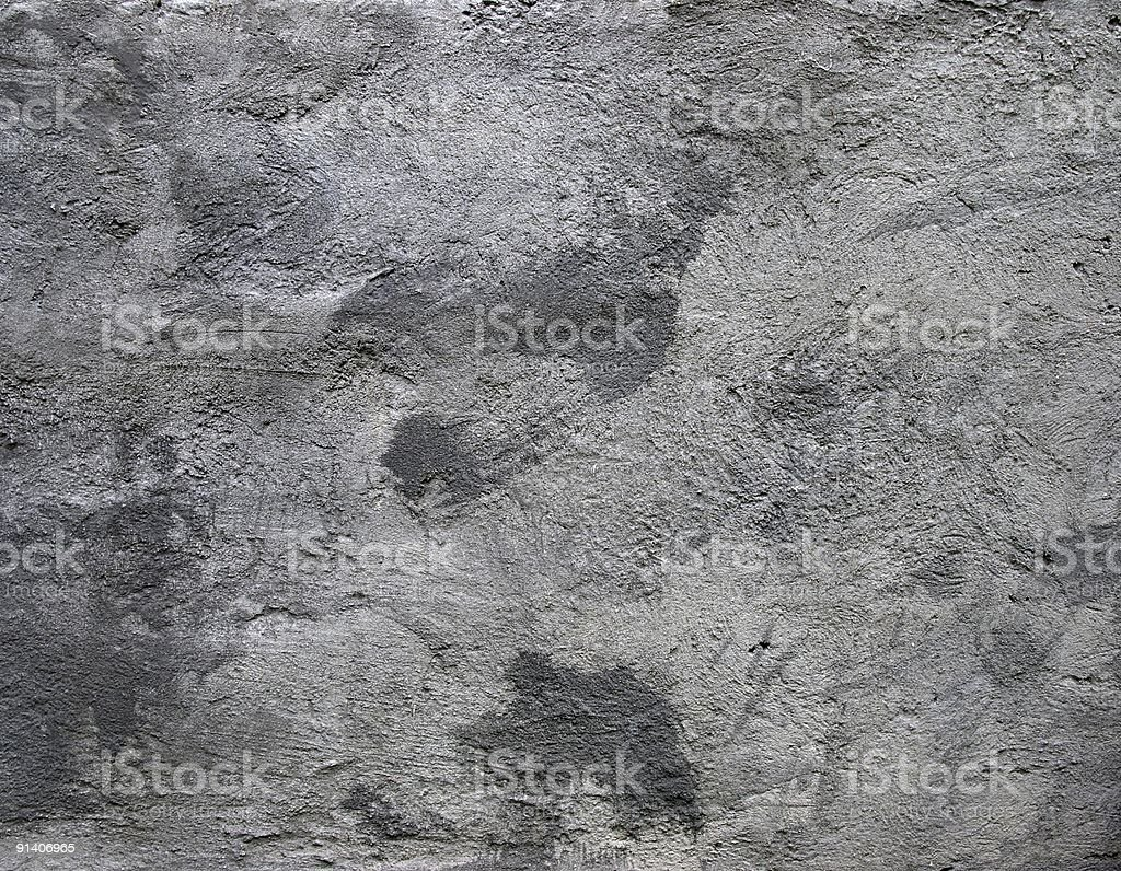 A background of cement that is texturized in various ways  royalty-free stock photo