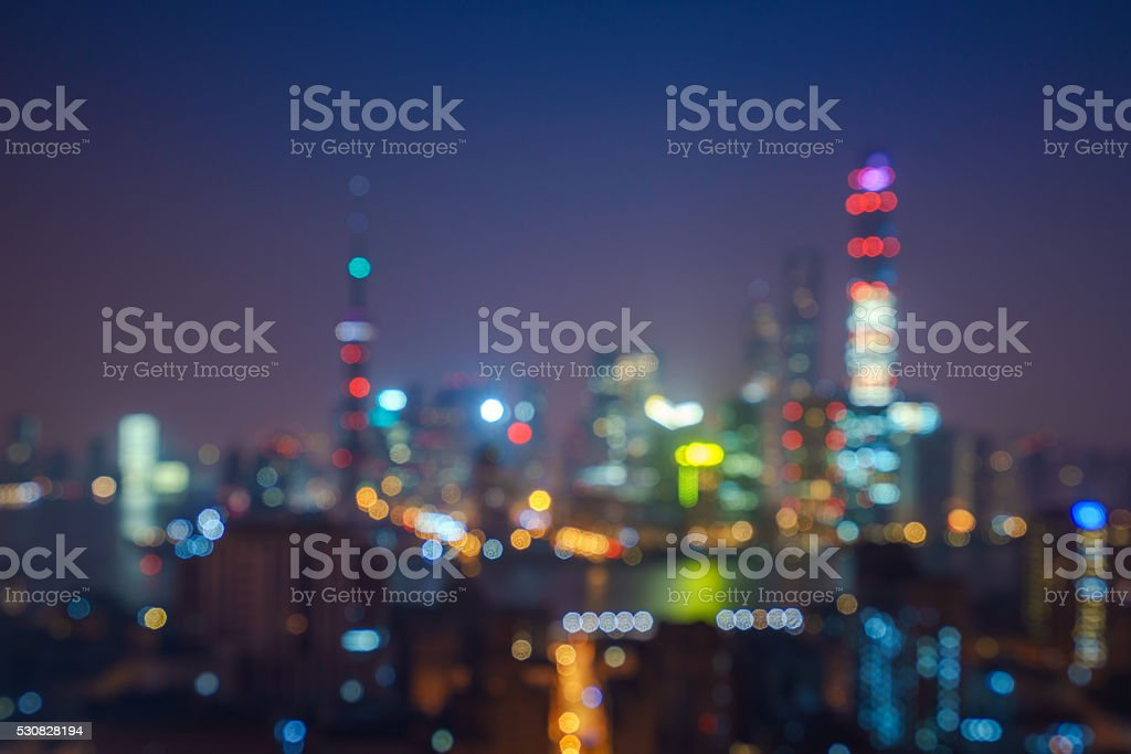 Background of Cityscape stock photo