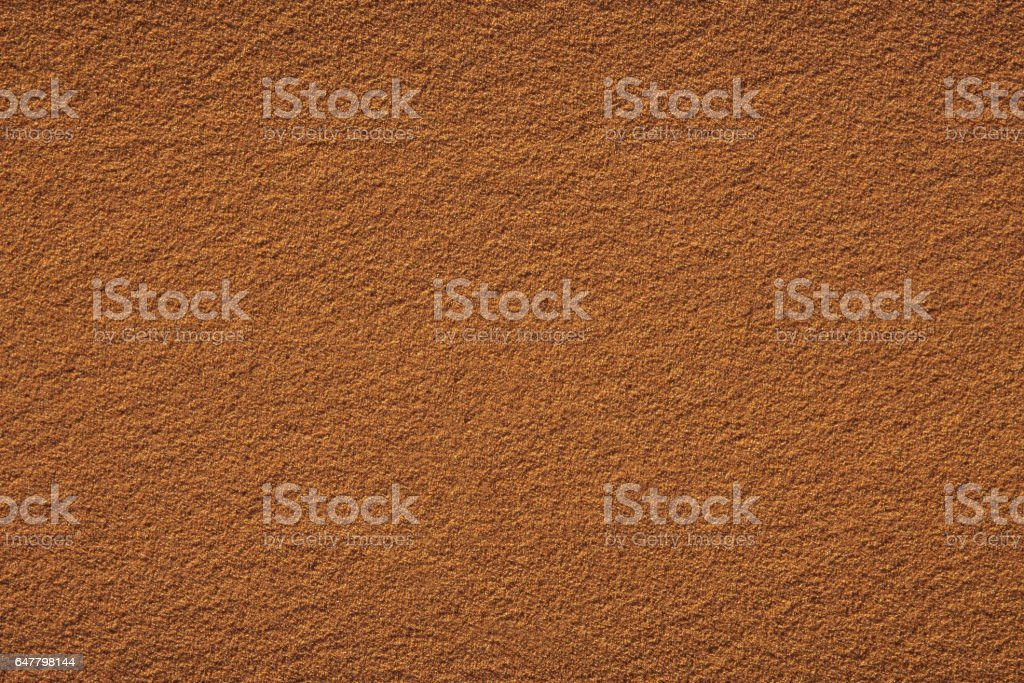 Background of clay court texture stock photo