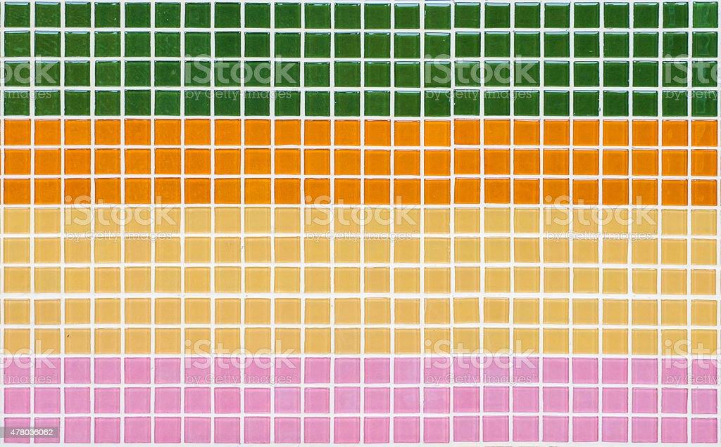 Mosaico fondo de color foto de stock libre de derechos