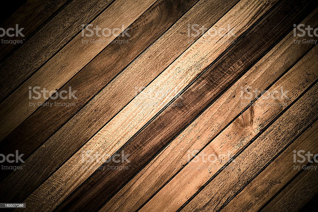 Background of finished wood boards. royalty-free stock photo